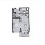 2+kk+balkon H4-508