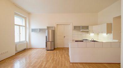 kuchyn a pokoj A