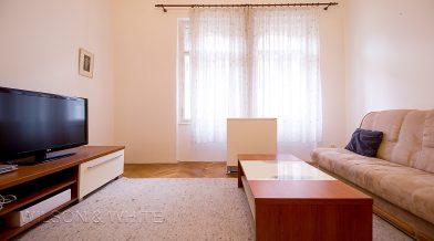 obývací část