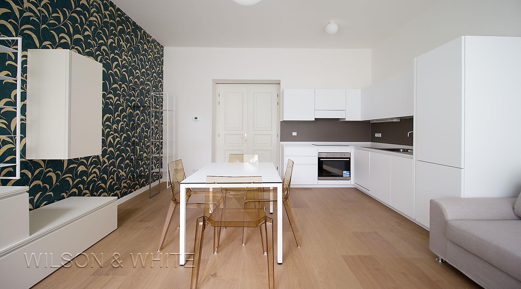 pokoj a kuchyn C