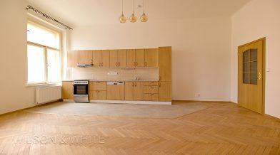 kuchyn a pokoj D1