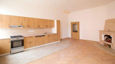 kuchyn a pokoj D3