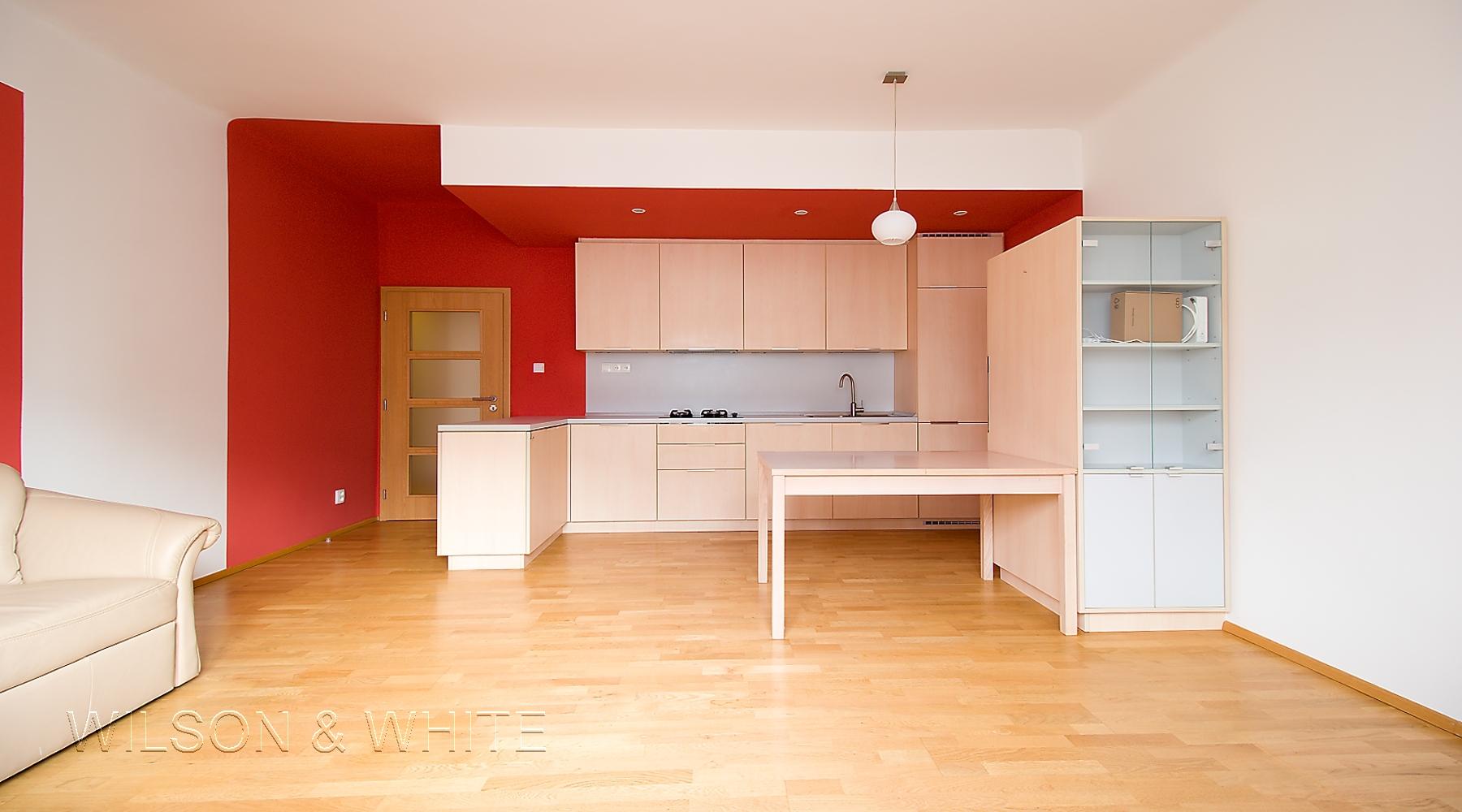 pokoj a kuchyn D