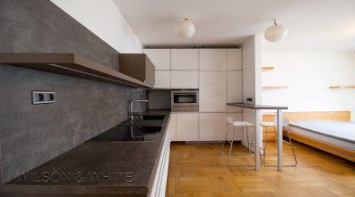 Kuchyn a pokoj C1
