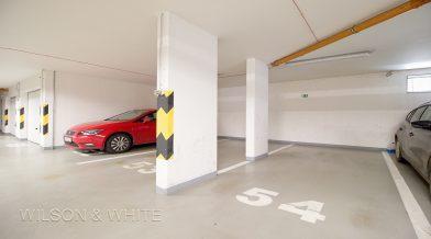 garáž stání B
