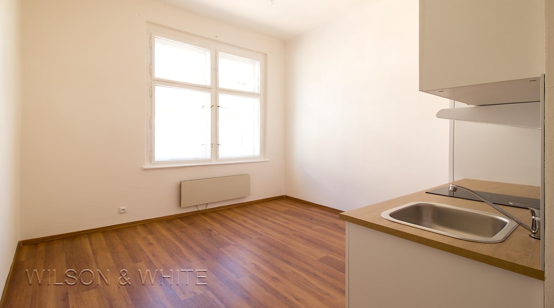kuchyn a pokoj B
