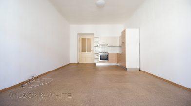 pokoj a kuchyn A