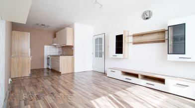 pokoj a kuchyn B